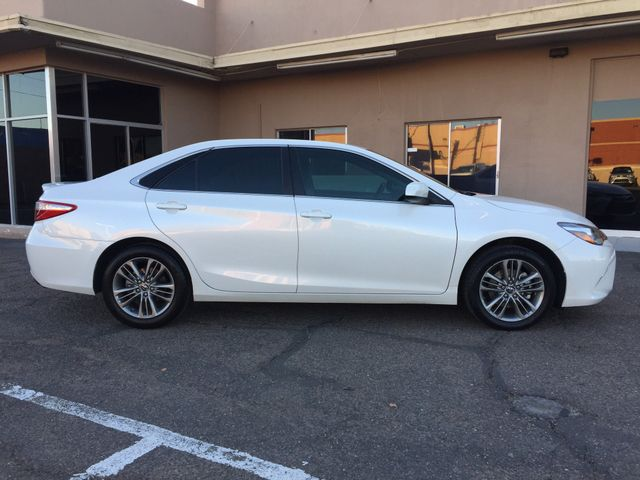 2016 Toyota Camry SE FULL MANUFACTURER WARRANTY Mesa, Arizona 5