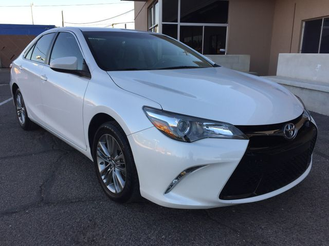 2016 Toyota Camry SE FULL MANUFACTURER WARRANTY Mesa, Arizona 6