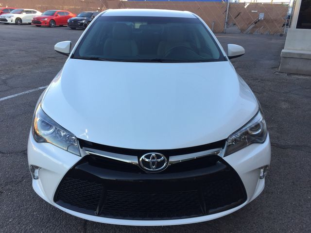 2016 Toyota Camry SE FULL MANUFACTURER WARRANTY Mesa, Arizona 7