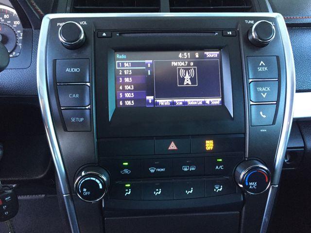 2016 Toyota Camry SE FULL MANUFACTURER WARRANTY Mesa, Arizona 17