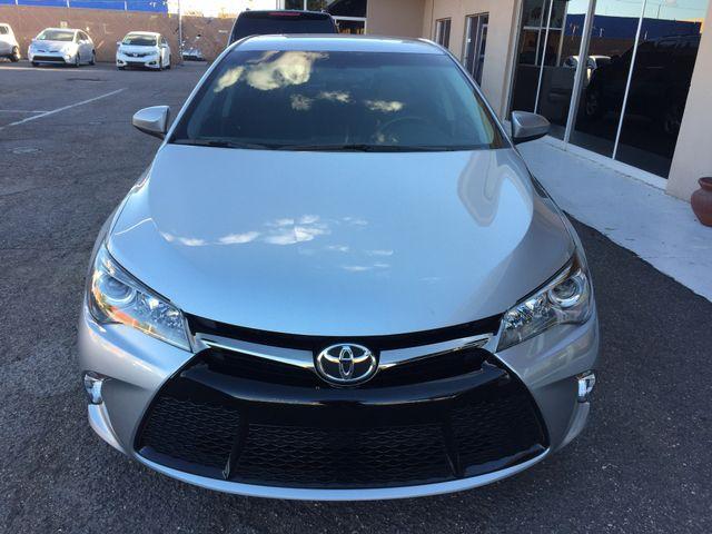 2016 Toyota Camry SE FULL MANUFACTURER WARRANTY Mesa, Arizona 7