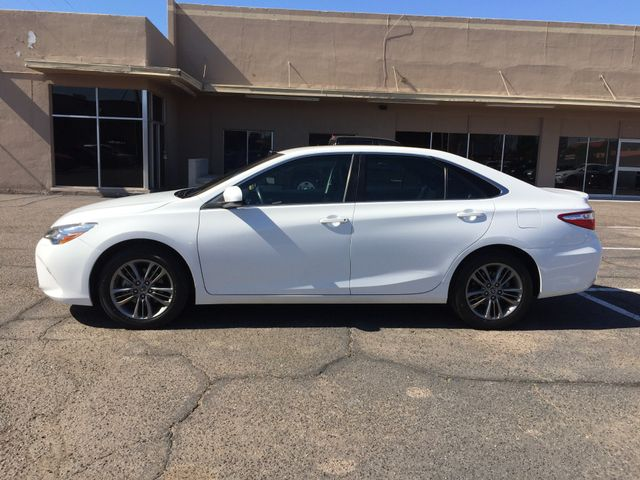 2016 Toyota Camry SE FULL MANUFACTURER WARRANTY Mesa, Arizona 1