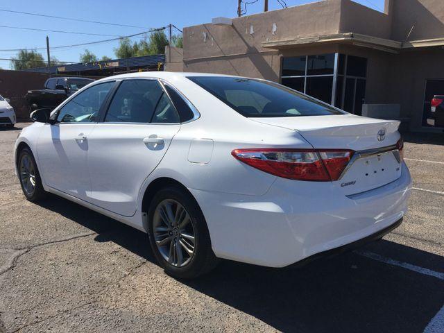 2016 Toyota Camry SE FULL MANUFACTURER WARRANTY Mesa, Arizona 2