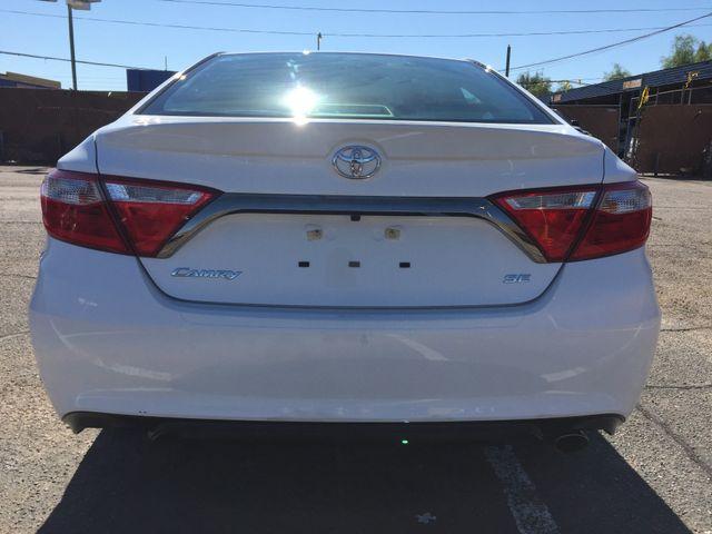 2016 Toyota Camry SE FULL MANUFACTURER WARRANTY Mesa, Arizona 3