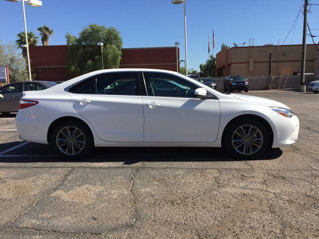 2016 Toyota Camry SE FULL MANUFACTURER WARRANTY Mesa, Arizona 5