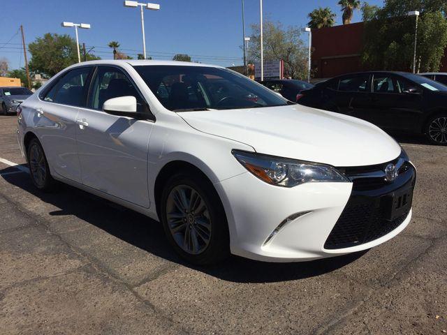 2016 Toyota Camry SE FULL MANUFACTURER WARRANTY Mesa, Arizona 6