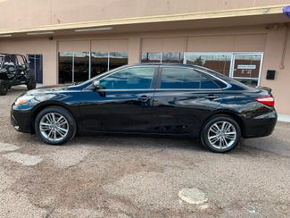 2016 Toyota Camry SE 5 YEAR/60,000 MILE NATIONAL POWERTRAIN WARRANTY Mesa, Arizona 1