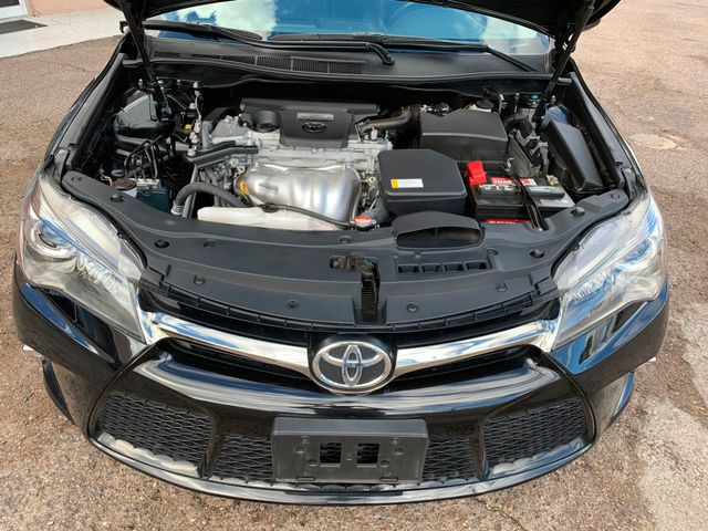 2016 Toyota Camry SE 5 YEAR/60,000 MILE NATIONAL POWERTRAIN WARRANTY Mesa, Arizona 8