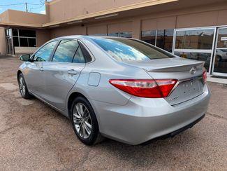2016 Toyota Camry SE 5 YEAR/60,000 MILE NATIONAL POWERTRAIN WARRANTY Mesa, Arizona 2