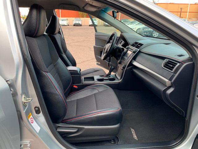 2016 Toyota Camry SE 5 YEAR/60,000 MILE NATIONAL POWERTRAIN WARRANTY Mesa, Arizona 13