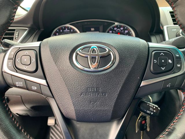 2016 Toyota Camry SE 5 YEAR/60,000 MILE NATIONAL POWERTRAIN WARRANTY Mesa, Arizona 15