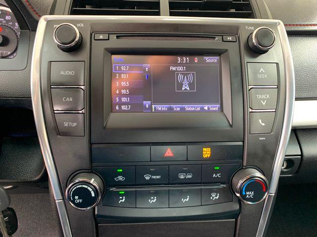 2016 Toyota Camry SE 5 YEAR/60,000 MILE NATIONAL POWERTRAIN WARRANTY Mesa, Arizona 16