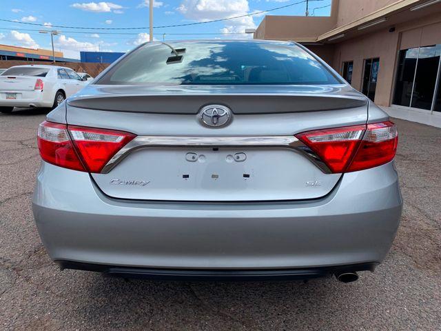 2016 Toyota Camry SE 5 YEAR/60,000 MILE NATIONAL POWERTRAIN WARRANTY Mesa, Arizona 3