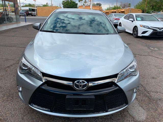 2016 Toyota Camry SE 5 YEAR/60,000 MILE NATIONAL POWERTRAIN WARRANTY Mesa, Arizona 7