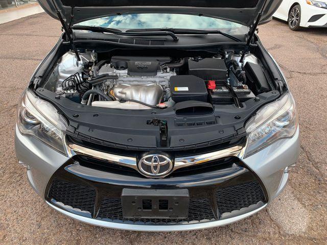 2016 Toyota Camry SE 5 YEAR/60,000 MILE NATIONAL POWERTRAIN WARRANTY Mesa, Arizona 8