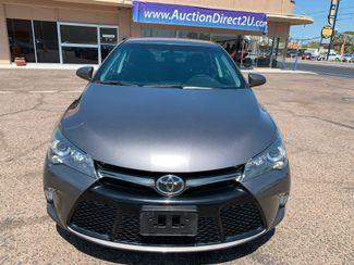2016 Toyota Camry SE 5 YEAR/60,000 MILE FACTORY POWERTRAIN WARRANTY Mesa, Arizona 7