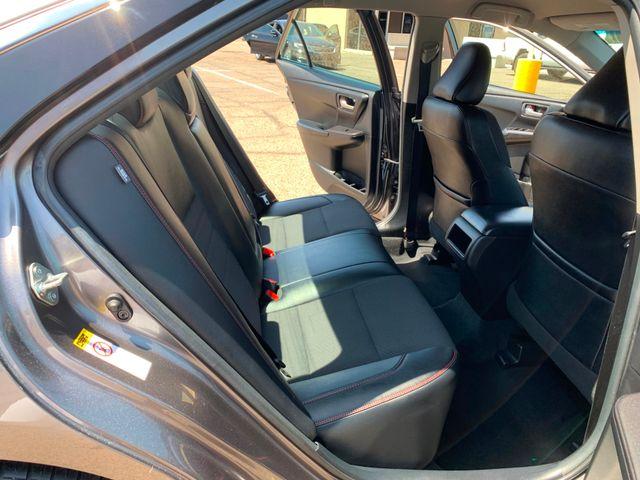 2016 Toyota Camry SE 5 YEAR/60,000 MILE FACTORY POWERTRAIN WARRANTY Mesa, Arizona 12