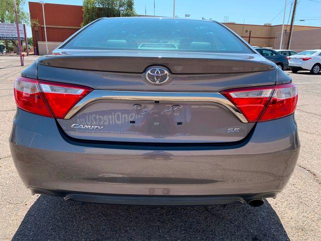 2016 Toyota Camry SE 5 YEAR/60,000 MILE FACTORY POWERTRAIN WARRANTY Mesa, Arizona 3