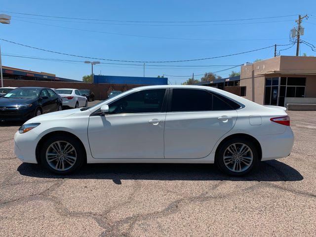 2016 Toyota Camry SE 5 YEAR/60,000 MILE FACTORY POWERTRAIN WARRANTY Mesa, Arizona 1
