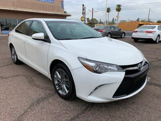 2016 Toyota Camry SE 5 YEAR/60,000 MILE FACTORY POWERTRAIN WARRANTY Mesa, Arizona 6