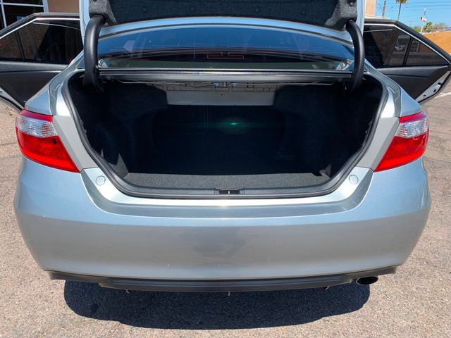 2016 Toyota Camry SE 5 YEAR/60,000 MILE FACTORY POWERTRAIN WARRANTY Mesa, Arizona 11