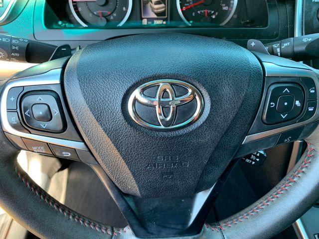 2016 Toyota Camry SE 5 YEAR/60,000 MILE FACTORY POWERTRAIN WARRANTY Mesa, Arizona 15