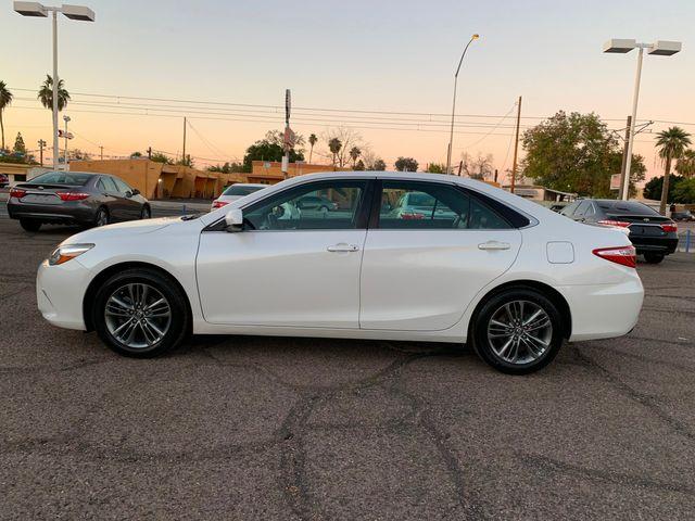 2016 Toyota Camry SE 5 YEAR/60,000 MILE FACTORY POWERTRAIN WARRANTY Mesa, Arizona 1