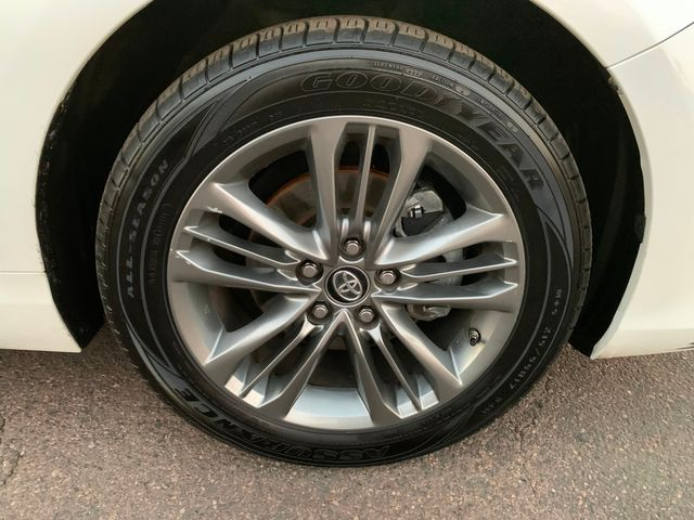 2016 Toyota Camry SE 5 YEAR/60,000 MILE FACTORY POWERTRAIN WARRANTY Mesa, Arizona 21