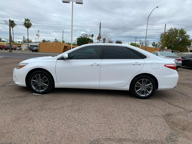 2016 Toyota Camry SE 3 MONTH/3,000 MILE NATIONAL POWERTRAIN WARRANTY Mesa, Arizona 1