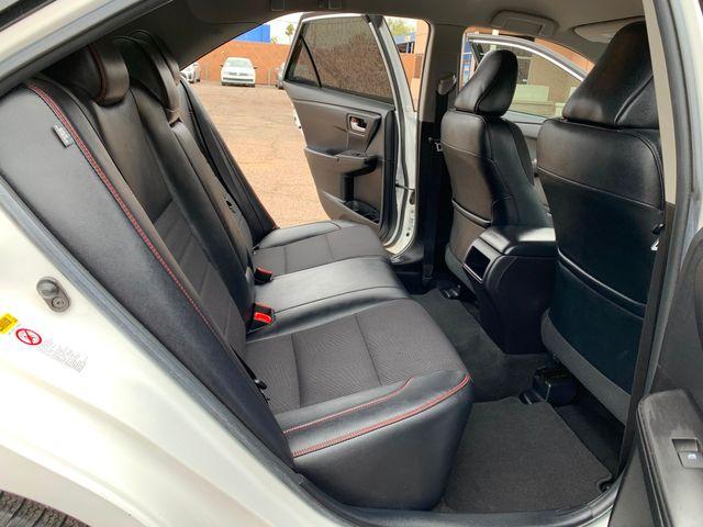 2016 Toyota Camry SE 3 MONTH/3,000 MILE NATIONAL POWERTRAIN WARRANTY Mesa, Arizona 12
