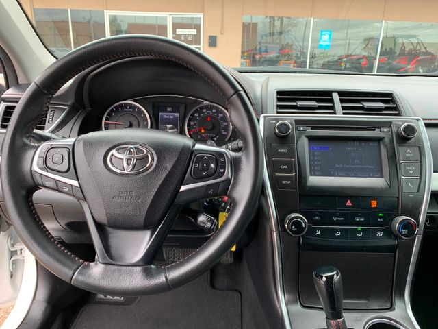 2016 Toyota Camry SE 3 MONTH/3,000 MILE NATIONAL POWERTRAIN WARRANTY Mesa, Arizona 14