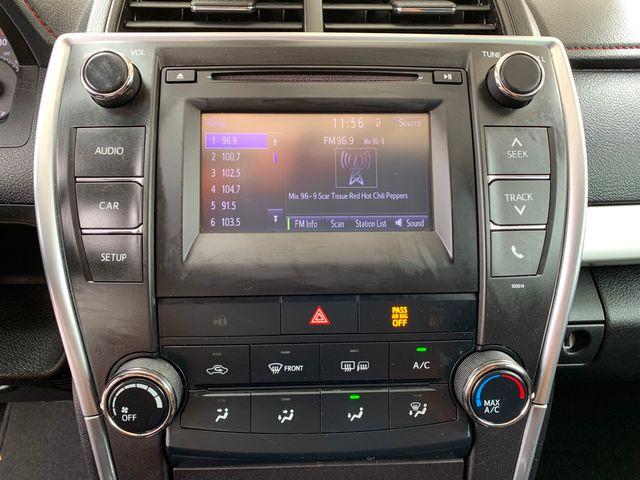 2016 Toyota Camry SE 3 MONTH/3,000 MILE NATIONAL POWERTRAIN WARRANTY Mesa, Arizona 17
