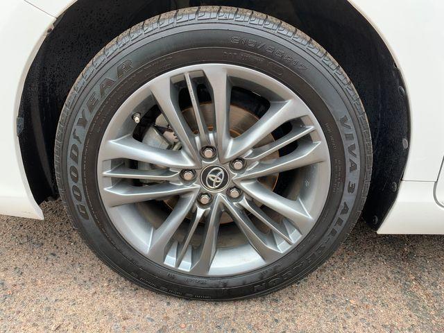 2016 Toyota Camry SE 3 MONTH/3,000 MILE NATIONAL POWERTRAIN WARRANTY Mesa, Arizona 20