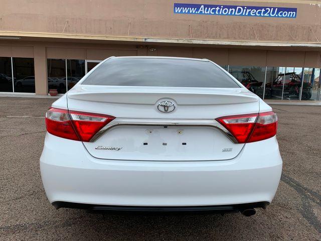 2016 Toyota Camry SE 3 MONTH/3,000 MILE NATIONAL POWERTRAIN WARRANTY Mesa, Arizona 3