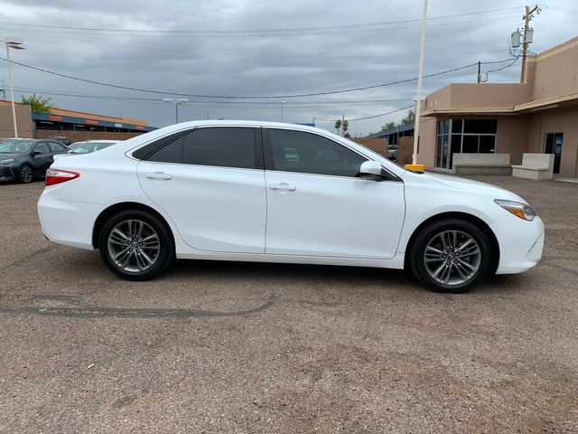 2016 Toyota Camry SE 3 MONTH/3,000 MILE NATIONAL POWERTRAIN WARRANTY Mesa, Arizona 5