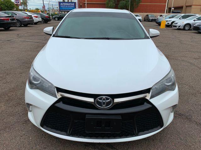 2016 Toyota Camry SE 3 MONTH/3,000 MILE NATIONAL POWERTRAIN WARRANTY Mesa, Arizona 7