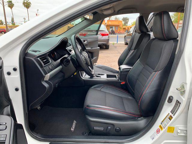 2016 Toyota Camry SE 3 MONTH/3,000 MILE NATIONAL POWERTRAIN WARRANTY Mesa, Arizona 9