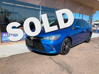 2016 Toyota Camry SE 50TH ANNIVERSARY 5 YEAR/60,000 MILE FACTORY POWERTRAIN WARRANTY Mesa, Arizona