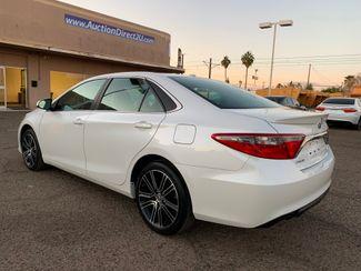 2016 Toyota Camry SE Special Edition 5 YEAR/60,000 MILE NATIONAL POWERTRAIN WARRANTY Mesa, Arizona 2