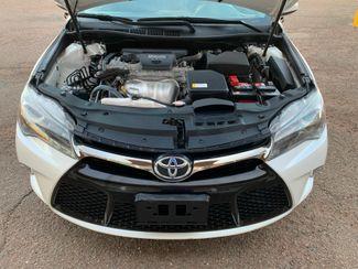 2016 Toyota Camry SE Special Edition 5 YEAR/60,000 MILE NATIONAL POWERTRAIN WARRANTY Mesa, Arizona 8