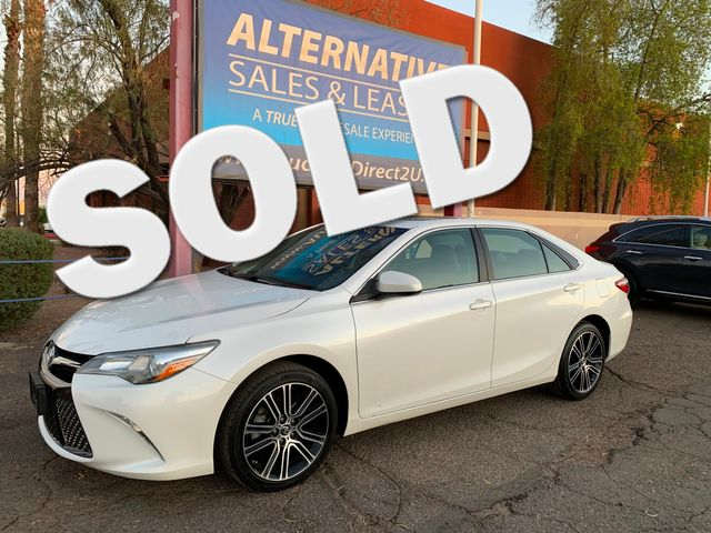 2016 Toyota Camry SE Special Edition 5 YEAR/60,000 MILE NATIONAL POWERTRAIN WARRANTY Mesa, Arizona