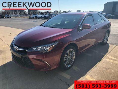 2016 Toyota Camry SE Low Miles New Tires 35mpg Leather/Cloth CLEAN in Searcy, AR