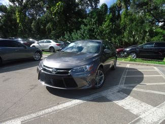2016 Toyota Camry XLE NAVIGATION. SUNROOF SEFFNER, Florida