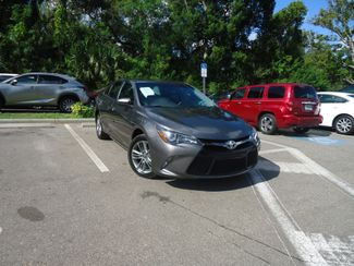 2016 Toyota Camry XLE NAVIGATION. SUNROOF SEFFNER, Florida 9