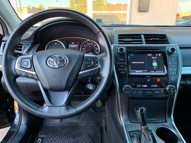 2016 Toyota Camry XSE 5 YEAR/60,000 MILE FACTORY POWERTRAIN WARRANTY Mesa, Arizona 14