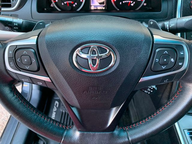 2016 Toyota Camry XSE 5 YEAR/60,000 MILE FACTORY POWERTRAIN WARRANTY Mesa, Arizona 16