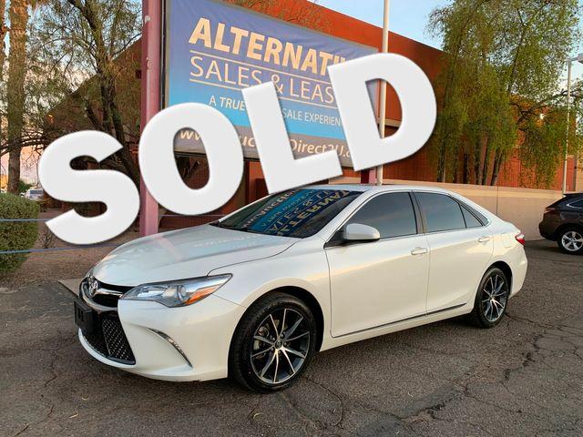 2016 Toyota Camry XSE 5 YEAR/60,000 MILE FACTORY POWERTRAIN WARRANTY Mesa, Arizona