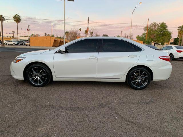 2016 Toyota Camry XSE 5 YEAR/60,000 MILE FACTORY POWERTRAIN WARRANTY Mesa, Arizona 1