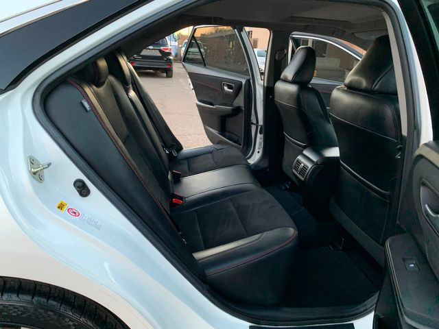 2016 Toyota Camry XSE 5 YEAR/60,000 MILE FACTORY POWERTRAIN WARRANTY Mesa, Arizona 12