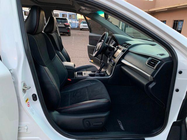 2016 Toyota Camry XSE 5 YEAR/60,000 MILE FACTORY POWERTRAIN WARRANTY Mesa, Arizona 13